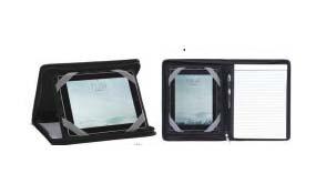 A4 schrijfmappen met tablethouder bedrukken
