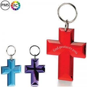 kruis sleutelhangers geloven