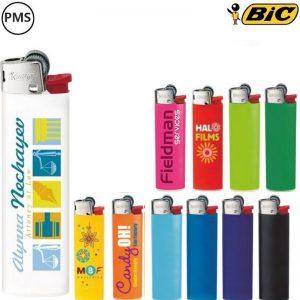 Bic J23 aanstekers bedrukken