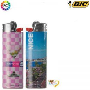 BIC j26 aanstekers met digital opdruk