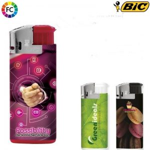 aanstekers bic j39 digital wrap