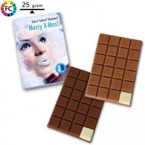 Chocolade adventkalende Illy-0
