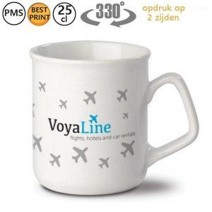 amsterdam koffiebekers bedrukken met eigen logo