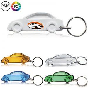 auto sleutelhangers bedrukken bedrukte autosleutelhangers met logo wit