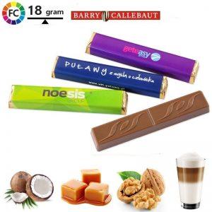 bedrukte chocolaatjes bestellen met logo