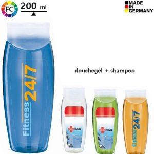 douchegels bedrukken shampoo bedrukken