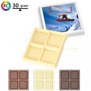 Chocolade 30 gram Lunga-0