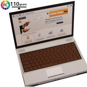 bedrukte chocolade laptop bestellen