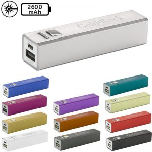 Powerbanks 2600mAh Reg-0