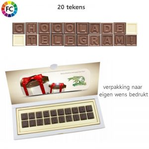 chocotelegrammen bestellen chocolade telegram chocomessage