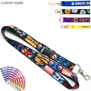 Keycords lanyard Custom made Cip-0