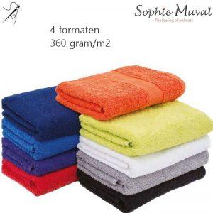 Handdoeken Sophie Muval 360 gram-0