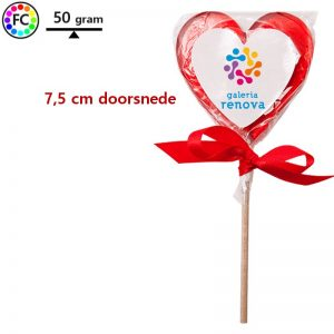 Grote hart lolly-0