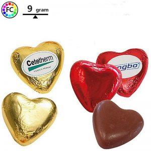 Chocolade hartjes Froukje-0