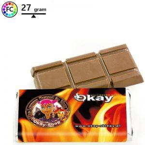 Chocolade in wikkel 27 gram Ber-0