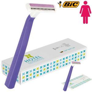 BIC scheermesjes Her comfort 2-0
