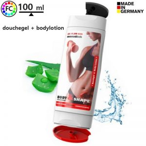 Douchegel en bodylotion Boge-0