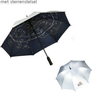 Stormparaplu sterren Estrella-0