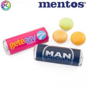 Mentos mini fruit rol-0