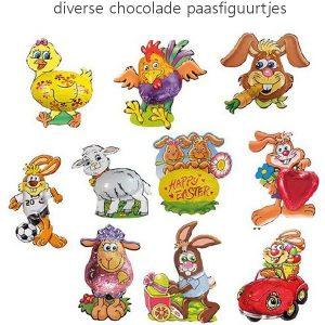 Chocolade paasfiguurtjes Emma-0