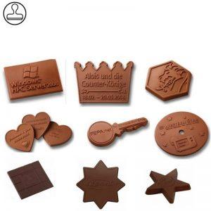 Chocolade relief logo-0