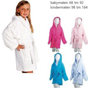 Kinderbadjassen Allegro-0