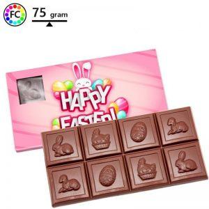 Paas chocolade blok Rabbie-0