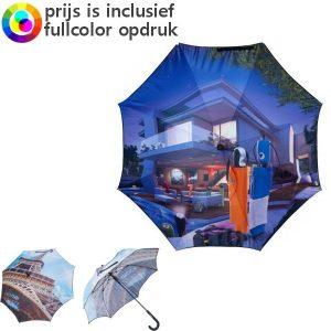Paraplu's Foto Custom made-0