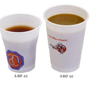 Plastic koffiebekertjes Bebo-0