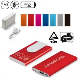 Powerbanks 3000mAh Bob-0