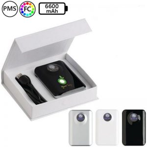 Powerbanks 6600mAh Stevin-0
