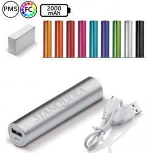 Powerbanks 2000mAh Basch-0