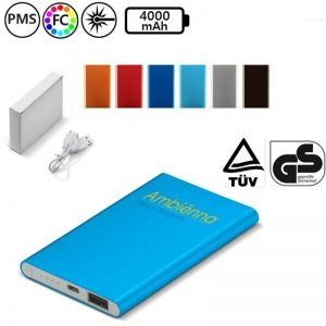 Powerbanks 4000mAh Bent-0
