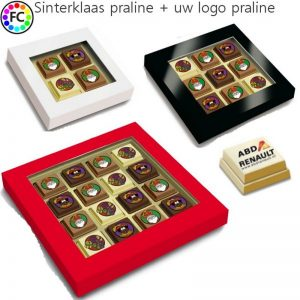 Sinterklaas pralines met logo-0