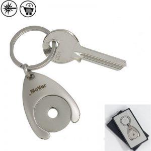 Sleutelhangers met munt Keycoin-0