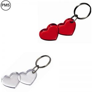 Sleutelhangers hart Dosdos-0