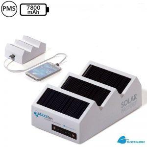 Solar chargers batterij Davis-0