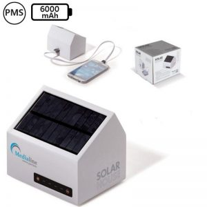 Solar chargers batterij Denis-0