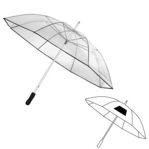 Paraplu transparant Observer-0