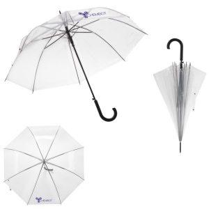 Paraplu transparant Obvi-0