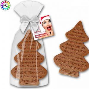 Kerst chocolade kerstboom-0