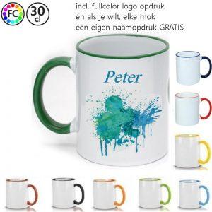 Fullcolor bedrukte mokken Prada-0