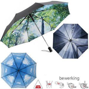 Paraplu opvouwbaar Tuya-0