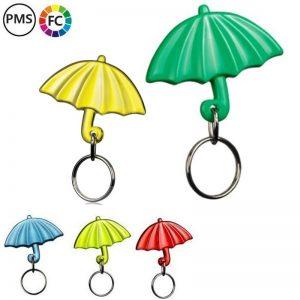 paraplu sleutelhangers bedrukken