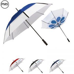 promotieparapluus met opdruk reclameparapluus golfclass