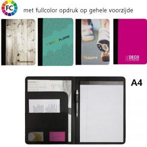 rainbownote-a4-schrijfmappen-digitaal bedrukken fullcolor
