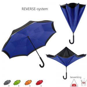 Paraplu reverse system Rotary-0