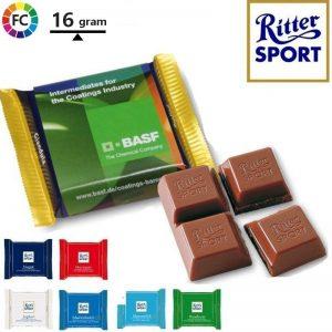 rittersport chocola bedrukken