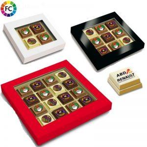 bedrukte sinterklaaschocolade promotiechocola voor sinterklaas