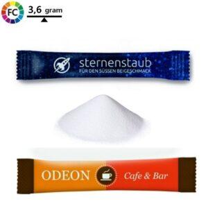 suikerzakjes bedrukken bedrukte suikersticks